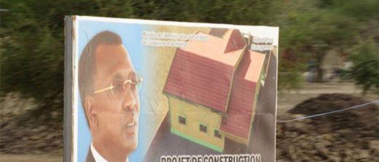 Article : Tchad : L'État fait trop de  publicité dans le développement